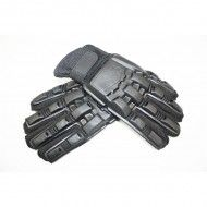 Color airsoft tactical Gloves black with full protection offer